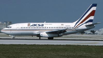 N239TA - Boeing 737-25A(Adv) - LACSA