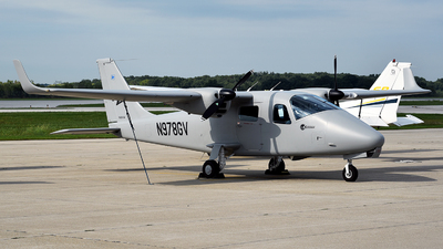 N978GV - Tecnam P2006T - GV Air