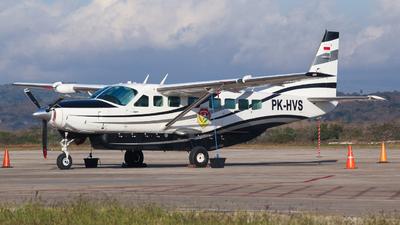 PK-HVS - Cessna 208B Grand Caravan - Dimonim Air