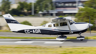 CC-AQR - Cessna T206H Stationair TC - Private