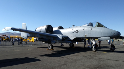 78-0633 - Fairchild A-10C Thunderbolt II - United States - US Air Force (USAF)