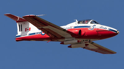 114081 - Canadair CT-114 Tutor - Canada - Royal Canadian Air Force (RCAF)