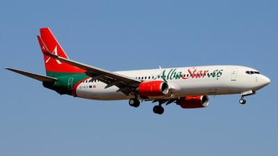 EC-NLK - Boeing 737-81M - AlbaStar