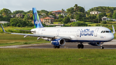 N968JT - Airbus A321-231 - jetBlue Airways