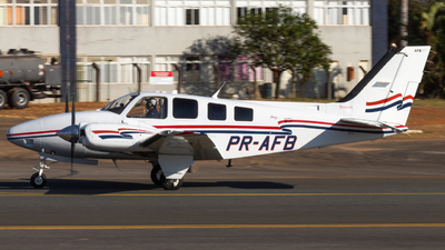 PR-AFB - Beechcraft 58 Baron - Private