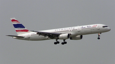 HS-OTA - Boeing 757-28A - One-Two-GO by Orient Thai