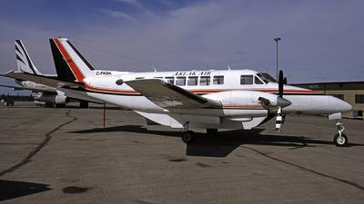 C-FKBK - Beech 99 Airliner - Aklak Air