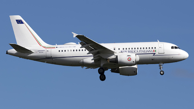 MM62174 - Airbus A319-115X(CJ) - Italy - Air Force