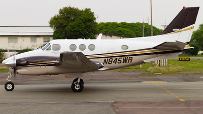 N845WR - Beechcraft C90GTi King Air - Private