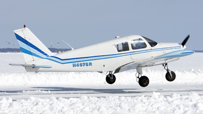 A picture of N4678R - Piper PA28140 - [2821436] - © Jeremy D. Dando