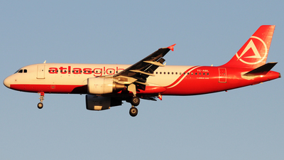 TC-ABL - Airbus A320-214 - AtlasGlobal