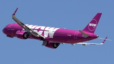 TF-DTR - Airbus A321-253N - WOW Air