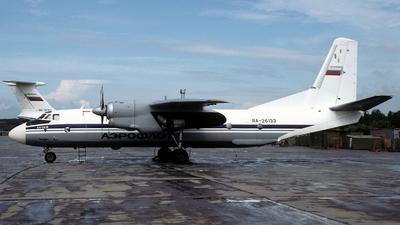 RA-26133 - Antonov An-26B - Kras Air - Krasnoyarsk Airlines
