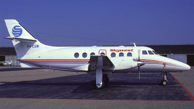 VH-ESW - British Aerospace Jetstream 31 - Skywest Aviation