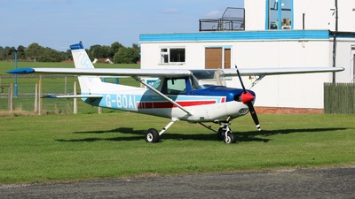 A picture of GBOAI - Cessna 152 - [15279830] - © David Cook