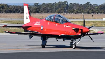 A picture of A54010 - Pilatus PC21 -  - © Jarrod Swanwick