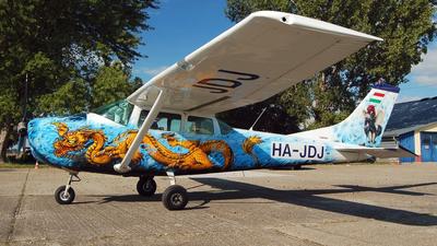 HA-JDJ - Cessna 182E Skylane - Aero Club - Esztergom