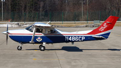 N486CP - Cessna 182T Skylane - United States - US Air Force Civil Air Patrol