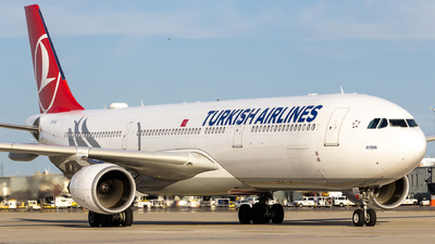 TC-JOL - Airbus A330-303 - Turkish Airlines