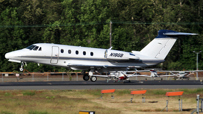 N18GB - Cessna 650 Citation VII - Private