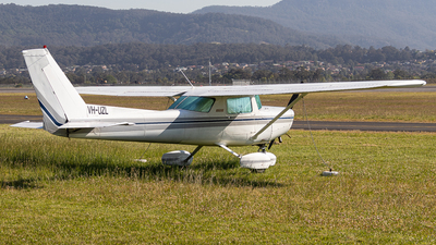 VH-UZL - Cessna 152 - Private