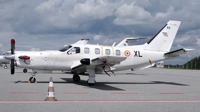 93 - Socata TBM-700 - France - Air Force