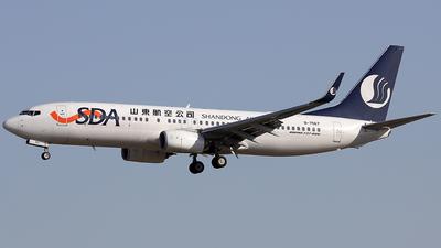 B-7567 - Boeing 737-85N - Shandong Airlines