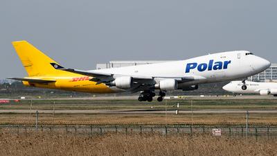N451PA - Boeing 747-46NF(SCD) - Polar Air Cargo
