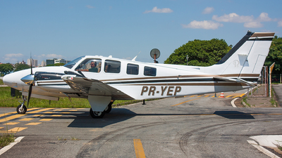 PR-YEP - Beechcraft G58 Baron - Private