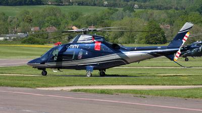 G-TXTV - Agusta-Westland AW-109E LUH - Arena Aviation