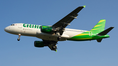 A picture of PKGLN - Airbus A320214 - Citilink - © Chester Production/ Axel