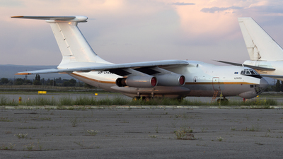 UP-I7650 - Ilyushin IL-76TD - Jupiter Jet Airlines