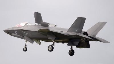 ZM137 - Lockheed Martin F-35B Lightning II - United Kingdom - Royal Air Force (RAF)