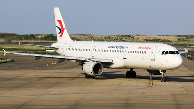 A picture of B2290 - Airbus A321211 - China Eastern Airlines - © HXD1D1898 SjHd