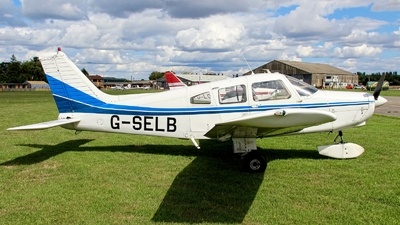 G-SELB - Piper PA-28-161 Cherokee Warrior II - Private