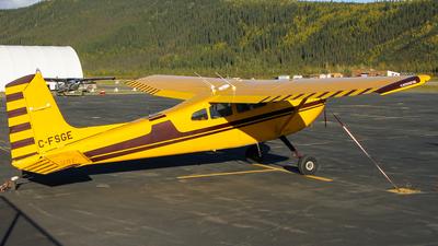 C-FSGE - Cessna 180H Skywagon - Private