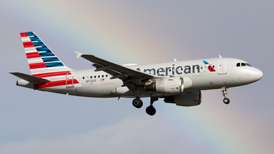 N712US - Airbus A319-112 - American Airlines