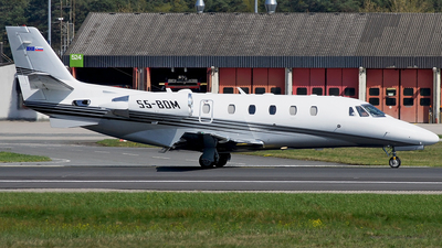 S5-BDM - Cessna 560XL Citation Excel - Private