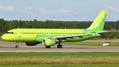 A picture of VQBPN - Airbus A320214 - S7 Airlines - © FlyPete