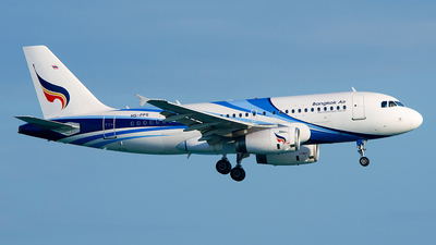 HS-PPS - Airbus A319-132 - Bangkok Airways