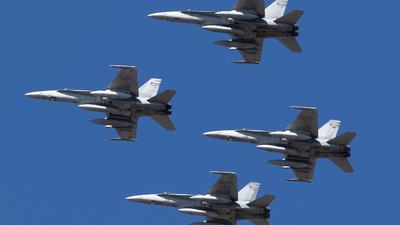 A21-44 - McDonnell Douglas F/A-18A Hornet - Australia - Royal Australian Air Force (RAAF)