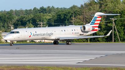 N516AE - Bombardier CRJ-701 - American Eagle (PSA Airlines)