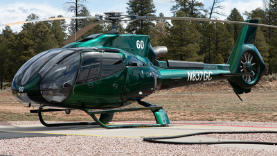N837GC - Eurocopter EC 130B4 - Papillon Grand Canyon Helicopters
