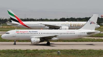 A picture of URCNJ - Airbus A320211 - [311] - © Ata Tavanaei