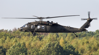 96-26706 - Sikorsky UH-60L Blackhawk - United States - US Army