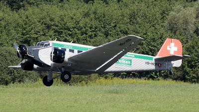 HB-HOP - Junkers Ju-52/3m - Ju-Air