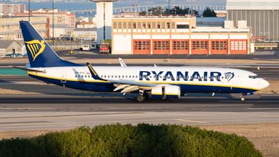 A picture of SPRSO - Boeing 7378AS - Ryanair - © Rui Cardoso