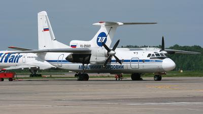 RA-08824 - Antonov An-24RV - Mordovia Airlines