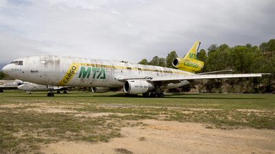 PR-MTC - McDonnell Douglas DC-10-30(F) - MTA Cargo (Master Top Airlines)