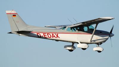 D-EDAX - Cessna 172M Skyhawk - Hanseatischer Fliegerclub Hamburg